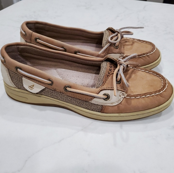 Sperry Angelfish size 8